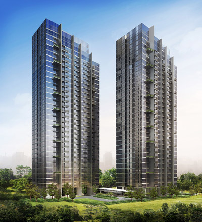THE LEXINGTON RESIDENCES, PONDOK INDAH, JAKARTA